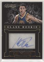 Glass Rookie Autographs - Klay Thompson /499
