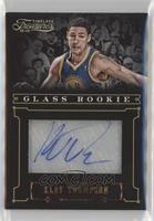 Glass Rookie Autographs - Klay Thompson #202/499
