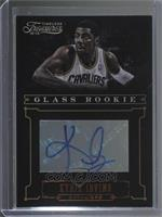 Glass Rookie Autographs - Kyrie Irving #262/399