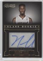 Glass Rookie Autographs - Norris Cole /499