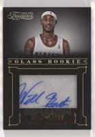 Glass Rookie Autographs - Will Barton #/499
