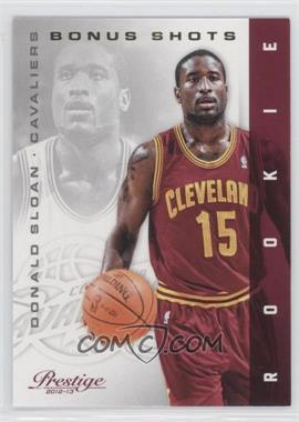 2012-13 Prestige - [Base] - Bonus Shots Gold #173 - Donald Sloan /249