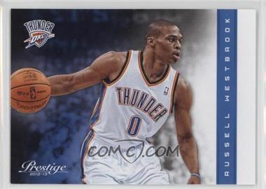 2012-13 Prestige - [Base] #140 - Russell Westbrook