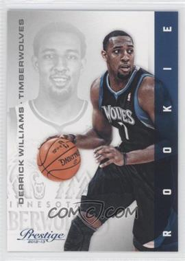 2012-13 Prestige - [Base] #152 - Derrick Williams
