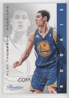 2012-13 Prestige - [Base] #155 - Klay Thompson