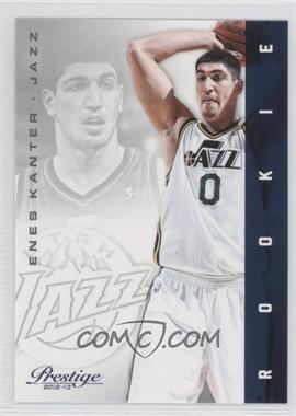 2012-13 Prestige - [Base] #180 - Enes Kanter