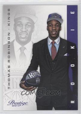 2012-13 Prestige - [Base] #207 - Thomas Robinson