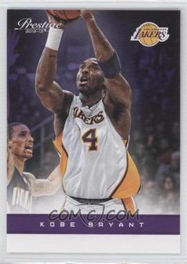 2012-13 Prestige - [Base] #21 - Kobe Bryant