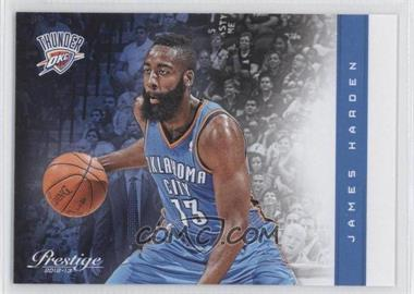 2012-13 Prestige - [Base] #63 - James Harden