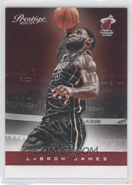 2012-13 Prestige - [Base] #79 - Lebron James