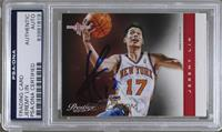 Jeremy Lin [PSA/DNA Certified Auto]