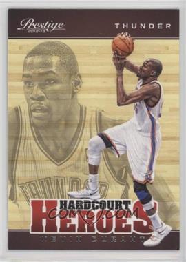 2012-13 Prestige - Hardcourt Heroes #3 - Kevin Durant