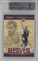 Kevin Love [BGS 9 MINT]