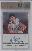Nikola Vucevic [BGS 9.5 GEM MINT]