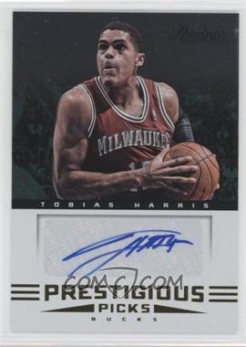 2012-13 Prestige - Prestigious Picks Signatures #18 - Tobias Harris