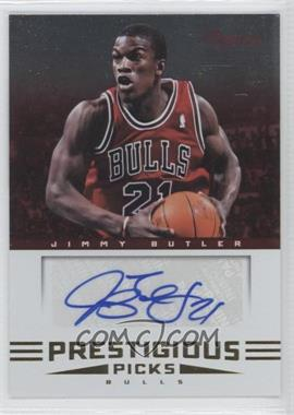 2012-13 Prestige - Prestigious Picks Signatures #27 - Jimmy Butler