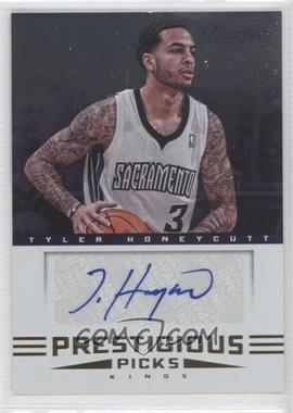 2012-13 Prestige - Prestigious Picks Signatures #29 - Tyler Honeycutt