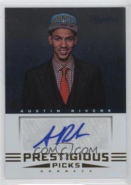 2012-13 Prestige - Prestigious Picks Signatures #54 - Austin Rivers