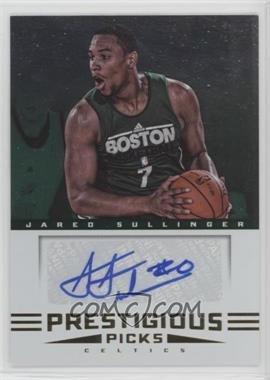 2012-13 Prestige - Prestigious Picks Signatures #65 - Jared Sullinger
