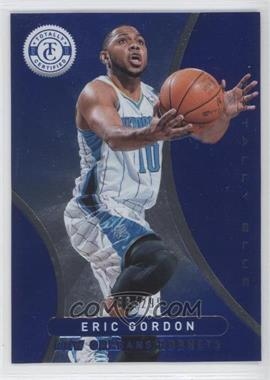 2012-13 Totally Certified - [Base] - Totally Blue #183 - Eric Gordon /299