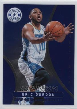 2012-13 Totally Certified - [Base] - Totally Blue #183 - Eric Gordon /299
