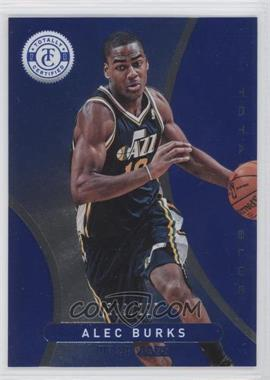 2012-13 Totally Certified - [Base] - Totally Blue #225 - Alec Burks /299