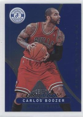 2012-13 Totally Certified - [Base] - Totally Blue #291 - Carlos Boozer /299