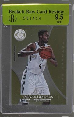 2012-13 Totally Certified - [Base] - Totally Gold #262 - Moe Harkless /25 [BRCR9.5]