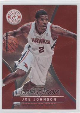 2012-13 Totally Certified - [Base] - Totally Red #118 - Joe Johnson /499