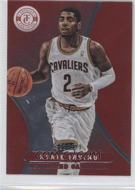 2012-13 Totally Certified - [Base] - Totally Red #12 - Kyrie Irving /499