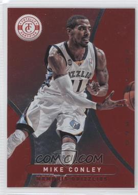 2012-13 Totally Certified - [Base] - Totally Red #246 - Mike Conley /499