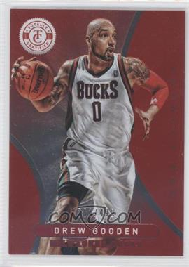 2012-13 Totally Certified - [Base] - Totally Red #3 - Drew Gooden /499