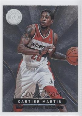 2012-13 Totally Certified - [Base] #137 - Cartier Martin
