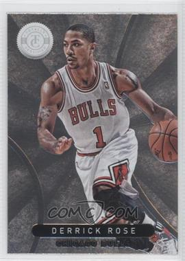 2012-13 Totally Certified - [Base] #172 - Derrick Rose