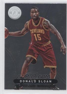 2012-13 Totally Certified - [Base] #231 - Donald Sloan