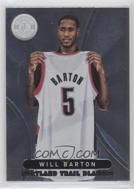 2012-13 Totally Certified - [Base] #24 - Will Barton