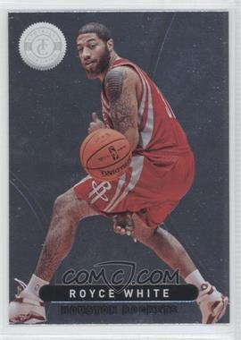 2012-13 Totally Certified - [Base] #264 - Royce White