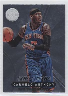 2012-13 Totally Certified - [Base] #7 - Carmelo Anthony