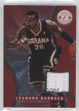 2012-13 Totally Certified - Memorabilia - Totally Red #35 - Leandro Barbosa