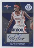 Courtney Fortson /129