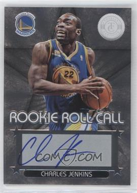 2012-13 Totally Certified - Rookie Roll Call - Silver [Autographed] #42 - Charles Jenkins