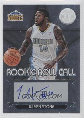 2012-13 Totally Certified - Rookie Roll Call - Silver [Autographed] #47 - Julyan Stone
