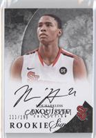 Exquisite Rookie Signatures - Moe Harkless /199
