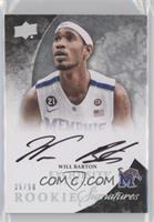 Will Barton #/50