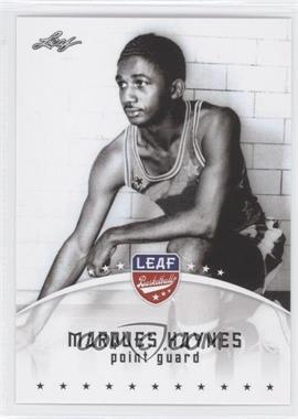 2012 Leaf - [Base] #MH1 - Marques Haynes