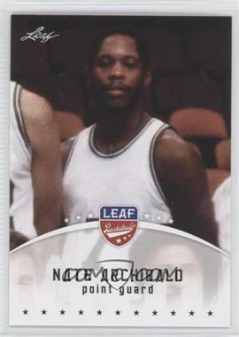 2012 Leaf - [Base] #NA1 - Nate Archibald