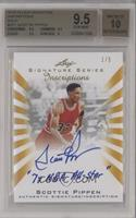 Scottie Pippen /5 [BGS 9.5]