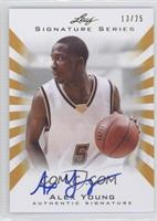 Alvin Young /25