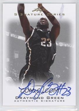 2012 Leaf Signature Series - [Base] #BA-DG1 - Draymond Green