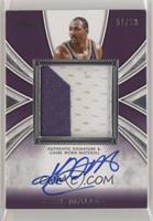 Karl Malone [Noted] #/99